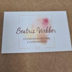 tarjetas con MEDIDAS personalizadas