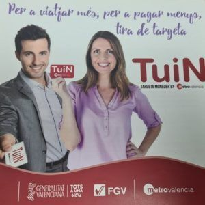 pancarta publicitaria