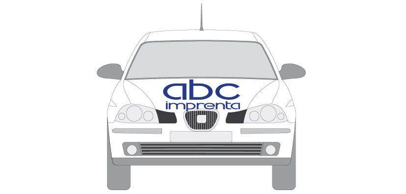 Modelo de rotulación de coche