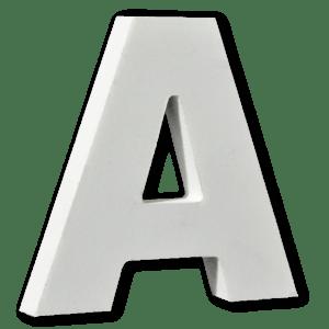 Letras corporeas