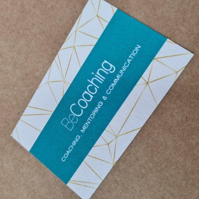tarjetas de visita eco-amigables clínica