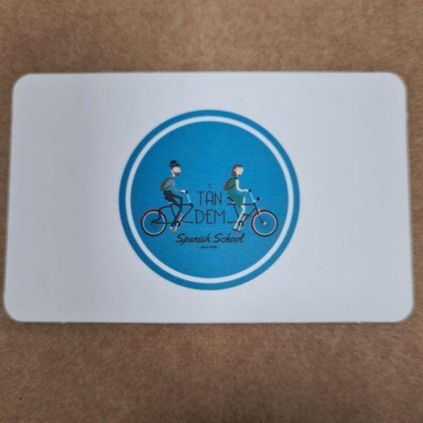 tarjeta de visita para empresa